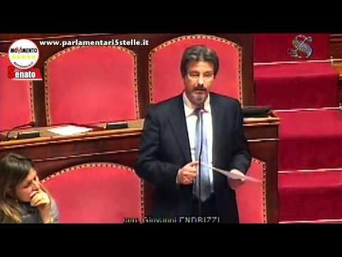 L'intervento del portavoce M5S al Senato Giovanni Endrizzi suii retroscena legati al problema delle grandi navi nella Laguna di Venezia