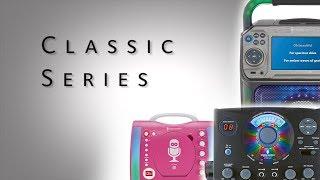 Singing Machine Classic Karaoke Features
