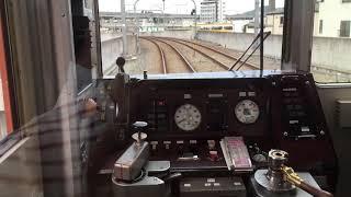 大阪北部で地震!発生直後の山陽電車車内にて。2018/06/18