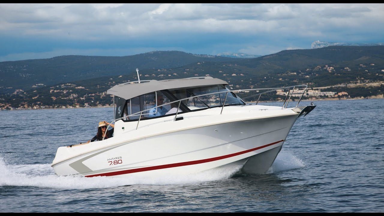 Antares 780 By Beneteau YouTube