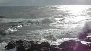 Relaxing Sitar Music / with Calming Ocean Waves / Hypnotic Music from Christian Tatonetti