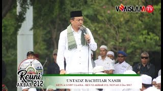 "Video FULL ORASI Ust Bachtiar Nasir REUNI 212 :""Saya Tak Pernah Dilarang BANSER dan NU download MP3, 3GP, MP4, WEBM, AVI, FLV Desember 2017"