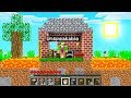 HOW TO PROTECT YOUR HOUSE IN 2D MINECRAFT!