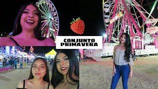 Vámonos al Baile CONJUNTO PRIMAVERA - Feria de las Fresas Irapuato 2019