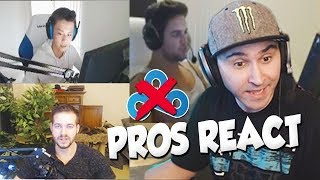 Everyone Reacts To Shroud & n0thing Leaving C9 Roster (Ft. Summit1g, fREAK, Stewie2K, & More)