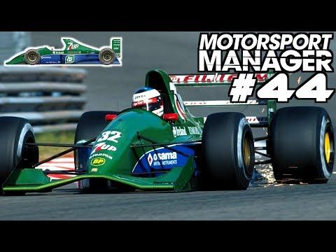 LEGENDÄRER SAISONAUFTAKT? - Lets Play MOTORSPORT MANAGER F1 2017 MOD Deutsch Gameplay German #44