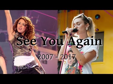 Miley Cyrus - See You Again [Evolution: 2007 - 2017]