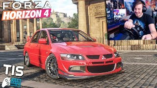 ΤΟ EVO ΕΠΕΣΤΡΕΨΕ! - Forza Horizon 4 |#6| TechItSerious