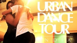 Sisterhood ''Chachi Gonzales'' & ''Dominique Gonzales'' | #Interview | Urban Dance Tour India