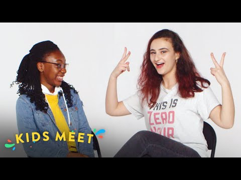Kids Meet a Teen Climate Change Activist (Jamie Margolin)