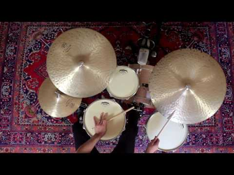 Introduction To Jazz Drumming - Part 8: Bossa Nova