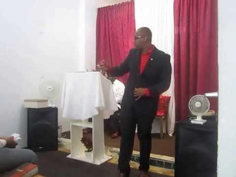 EL elegido de DIOS Evangelista wilson la cruz