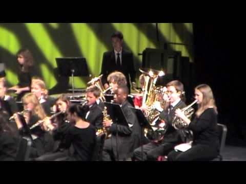 The American School of Doha Wind Ensemble-Cantus Jubilante