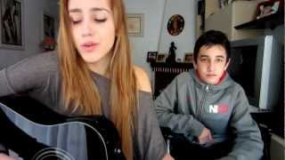 De bar en peor- Melendi (Cover by Xandra & Rafa)