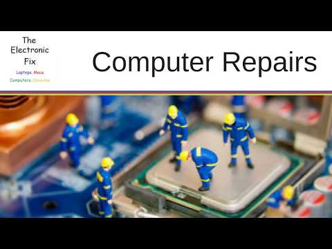 Computer Repairs Brisbane - Electronic Fix