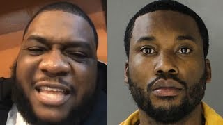 AR-AB Speaks on MEEK MILL being placed in PROTECTIVE CUSTODY while in PRISON ! thumbnail