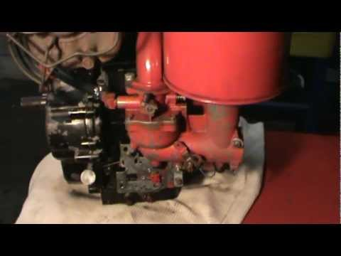 Carb Governor Linkage Setup On 11 Hp Briggs For Donyboy73 Youtube