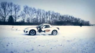 RideOne.ru.  Mazda MX-5 test-drive