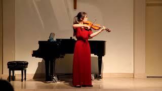 Baixar J.S. Bach's Chaconne - Rachel Kim