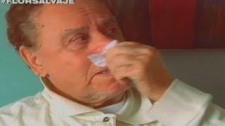 ¡Salta el abuelo! Augusto Polo Campos sufre por Florcita