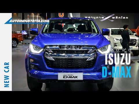 2020 Isuzu D-Max – New Car