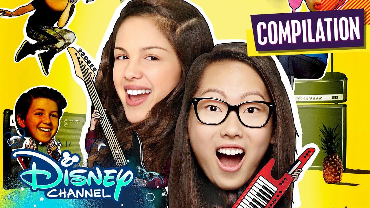 Bizaardvark Complete Song Remix | feat. Olivia Rodrigo and Madison Hu  | Disney Channel