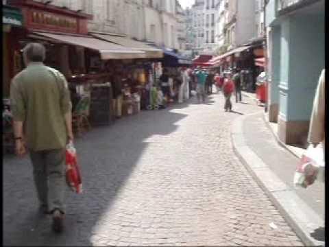 Live street cam paris france