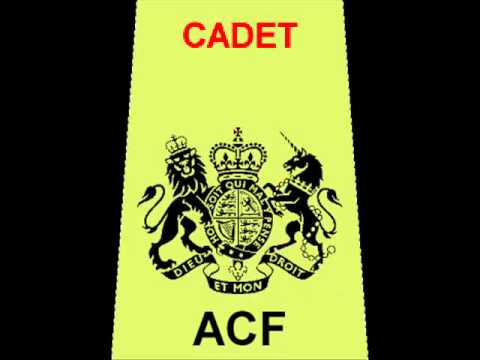 Army Cadet Force: Cadet Ranks