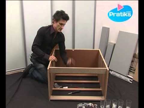 Comment assembler la commode 3 tiroirs malm d 39 ikea 3 6 youtube - Commode 3 tiroirs ikea ...
