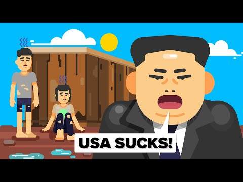 How Do North Koreans See America?