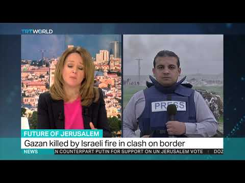 Israeli forces kill two in Gaza