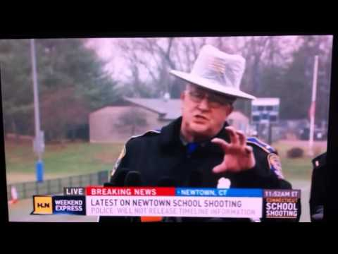 Latest News: Sandy Hook School in Newtown Connecticut Shooting News Brief from 11:45am Dec 16th