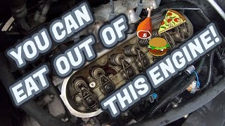 At Least They Kept the Engine Clean... | Auction Tahoe | Plugs, Wires, Compression Test
