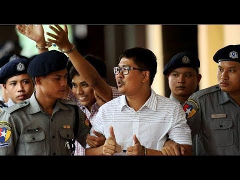 Myanmar delays verdict for Reuters reporters to Sept 3
