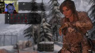 Rise Of The Tomb Raider Part 10: Saw That Coming!