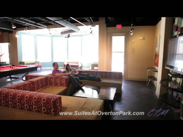 The Suites at Overton Park Lubbock video tour cover