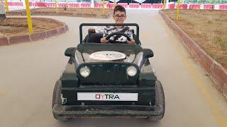 Buğra ile Trafik Kuralları Öğreniyoruz. Çocuk Trafik Kuralları