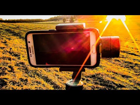 DJI Osmo Mobile 2 With Android TIMELAPSE