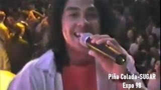 PIÑA COLADA -  SUGAR EXPO 98