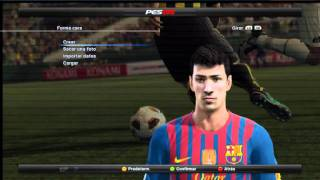 PES 2012- Isaac Cuenca face Thumbnail