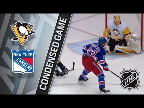 Pittsburgh Penguins vs New York Rangers – Mar. 14, 2018 | Game Highlights | NHL 2017/18. Обзор
