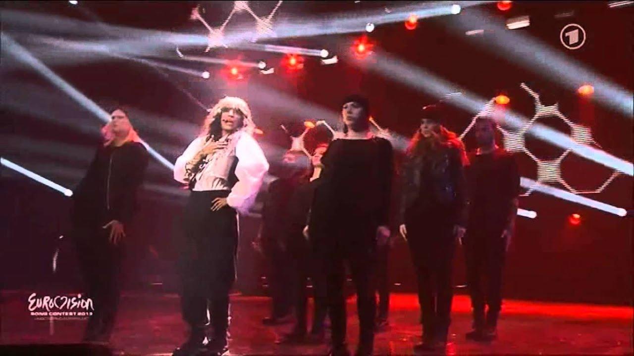 Loreen - My Heart is Refusing Me - LIVE @ Unser Song für Malmö 2013