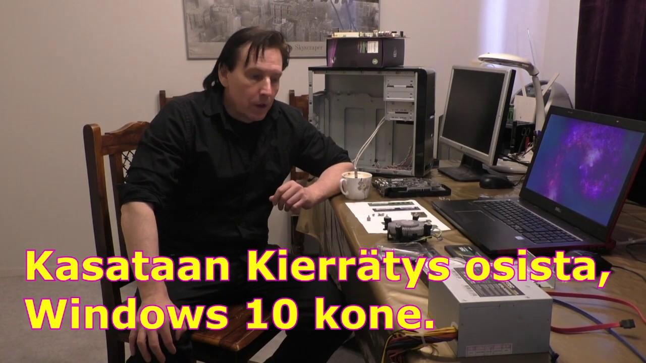 Tietokoneen Puhdistus Windows 10