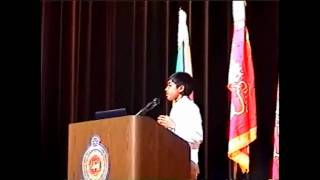 Repeat youtube video Kalpa Semasinghe's Speech on Sri Lankan Independence Day in Washington D.C.