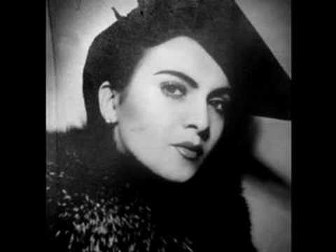 Maria Tanase - sings