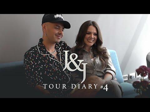 #JesseyJoy #Diario-Tour / Mañana Es Too Late (Promo Tour)