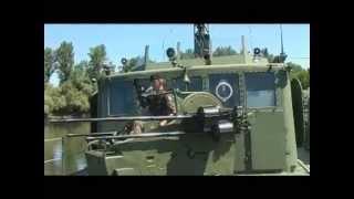 Hadihajók a Dunán (részlet)