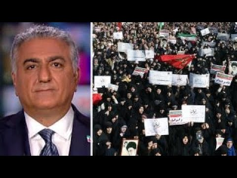 Pahlavi: Nonviolent protests are important for Iran