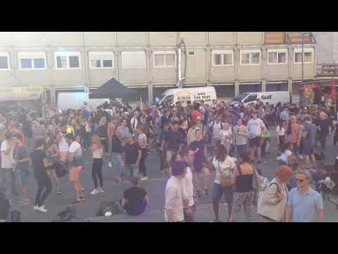 Performing @ Streelife Festival Munich 2018