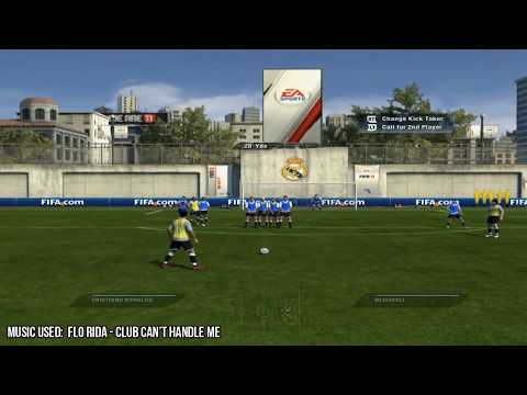 FIFA 11 - Dipping Free Kick Tutorial For PC (HD)